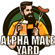 Alpha Male Yard Outdoor Patio Equipment