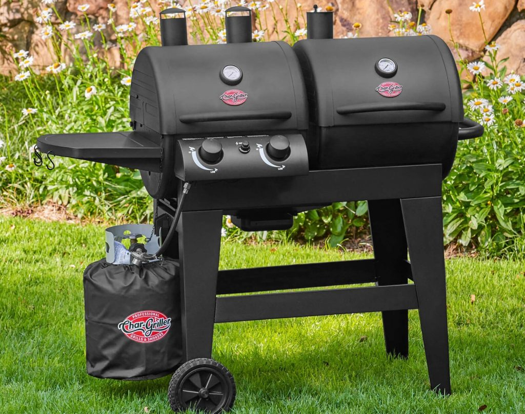 Best Propane Grill and Smoker Combo