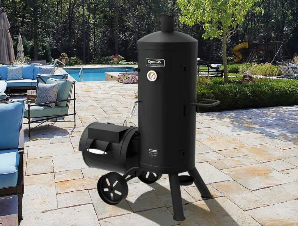 Best Charcoal And Smoker Grill Combo image