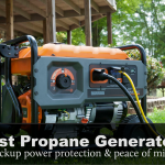 Best Propane Generator For Home use image main