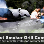 Best smoker and grill combo image main