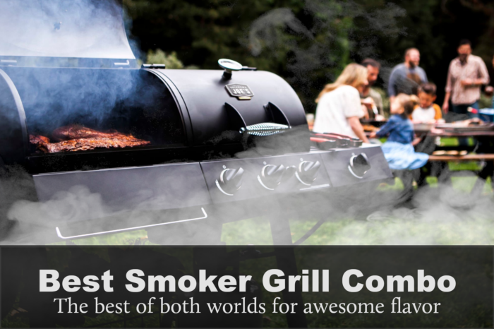 Best Smoker Grill Combo – Buyers Guide