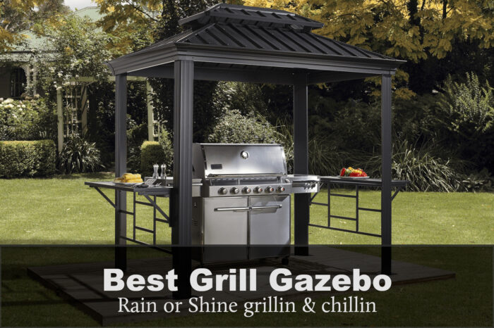 Best Grill Gazebo: Reviews, Buying Guide & FAQs