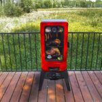 how to use wood chips in an electric smoker image