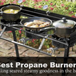 outdoor propane burners