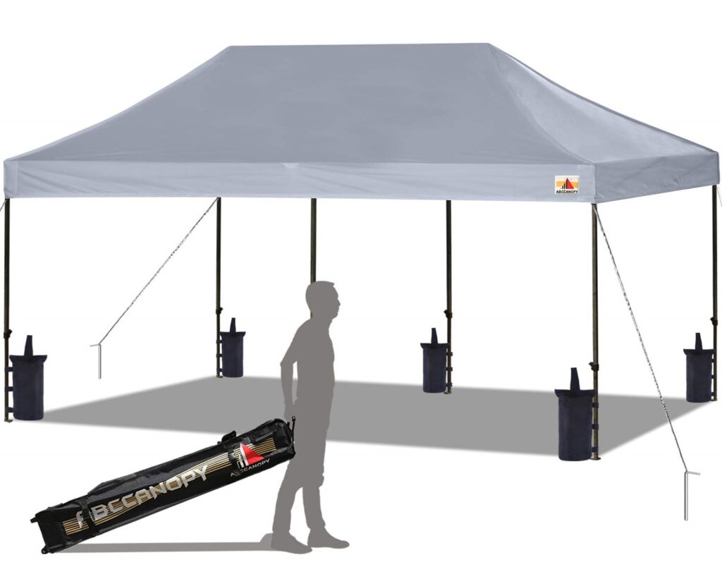Best Pop Up Canopy For Rain 4 image