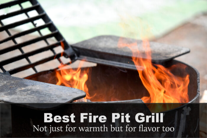 Best Fire Pit Grill: Reviews, Buying Guide & FAQs