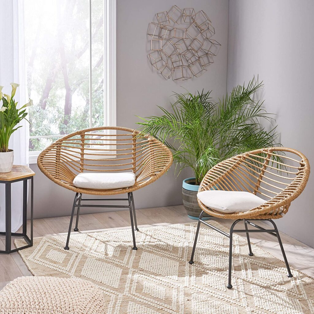 Christopher Knight Home rattan chair