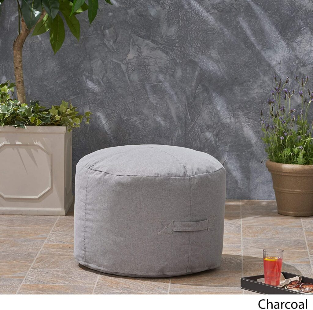 best pouf for sitting image 3