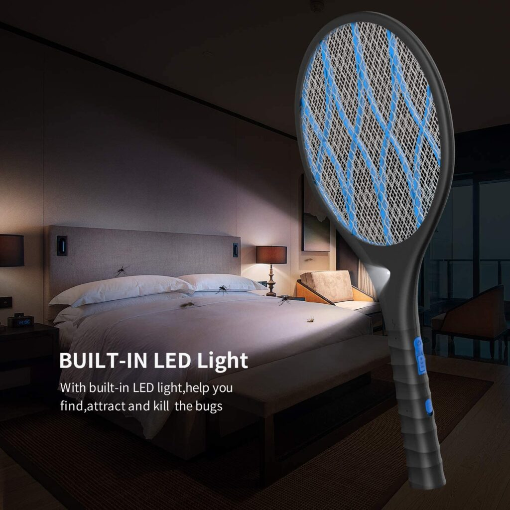 best intelable fly swatter