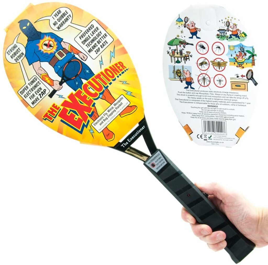 best fly swatter the executioner image