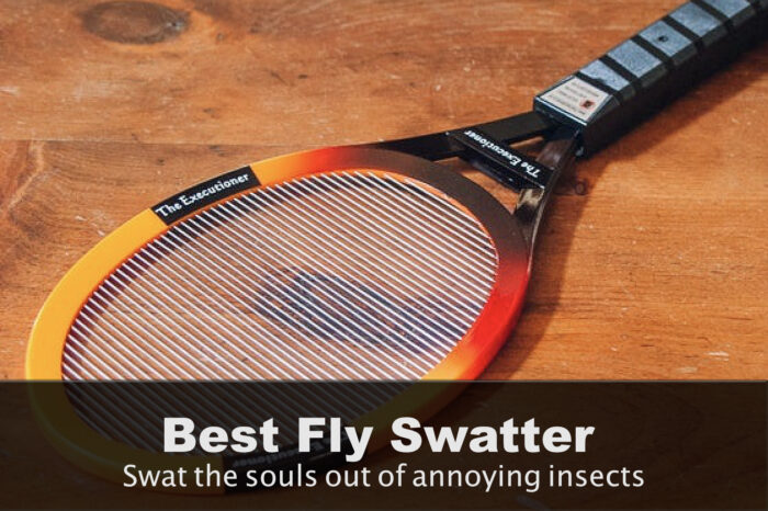 Best Fly Swatter: Reviews, Buying Guide & FAQs