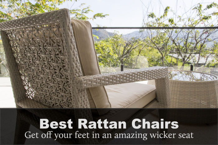 Best Rattan Chair: Reviews, Buying Guide & FAQs