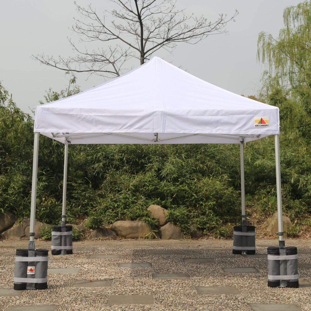ABC canopy weight