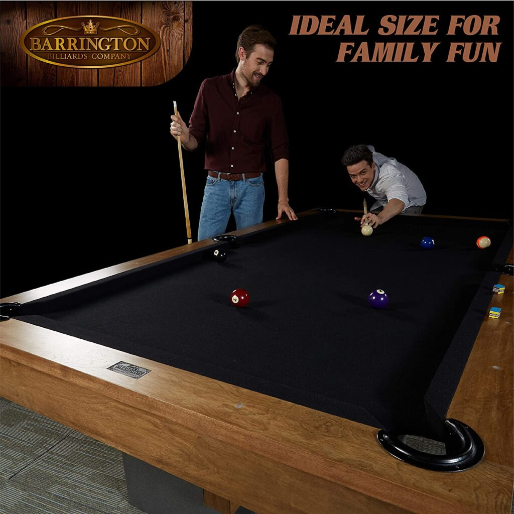 barrington pool table