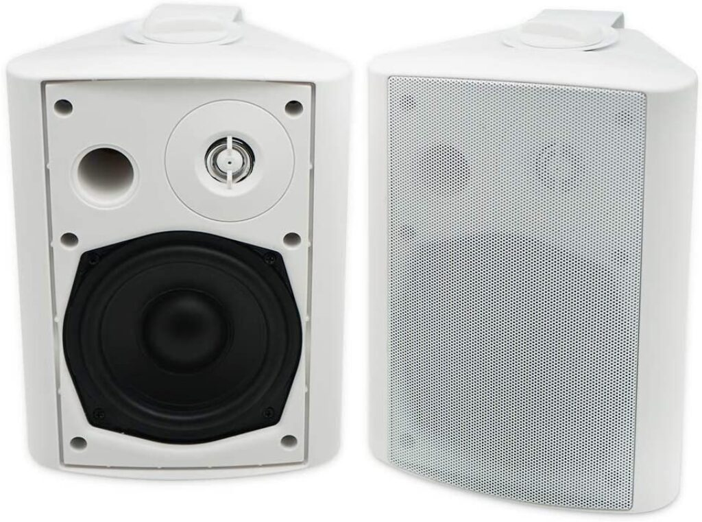 best outdoor stereo system image Herdio speaker