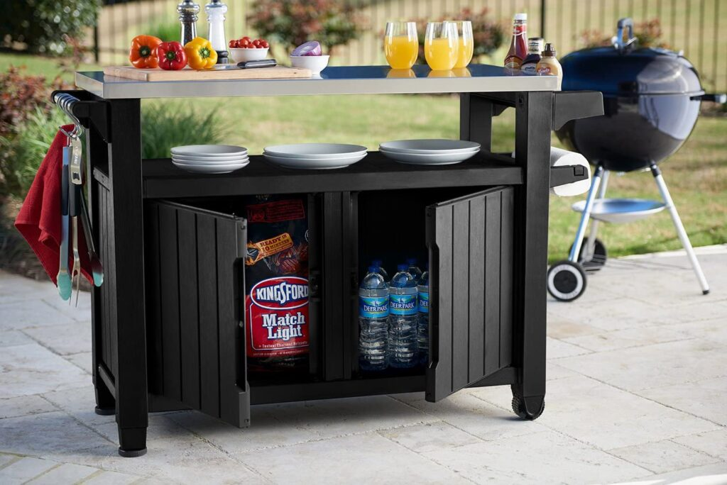 Keter utility table image
