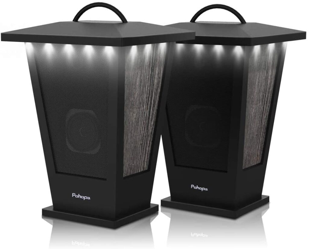 Pohopa Best Outdoor speaker system