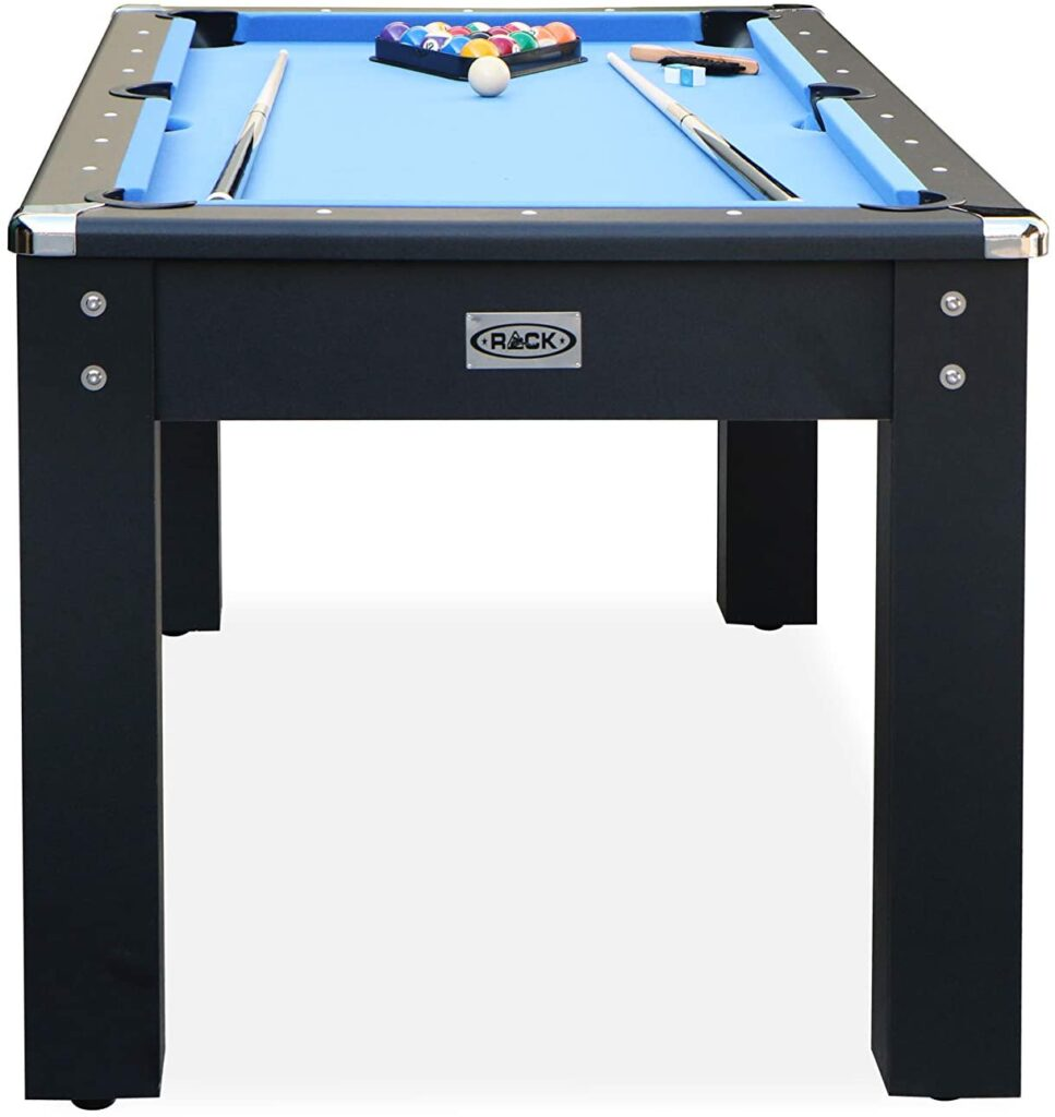 Rack bolton outdoor pool table image