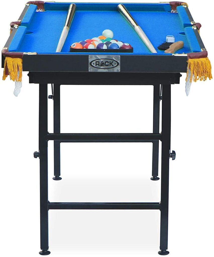 rack leo outdoor pool table