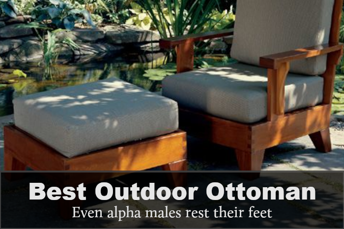 Best Outdoor Poufs, Ottoman: Reviews, Buying Guide & FAQs