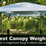 best canopy weights