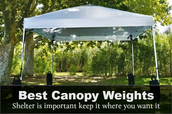 Best Canopy Weights: Reviews,  Buying Guide & FAQs
