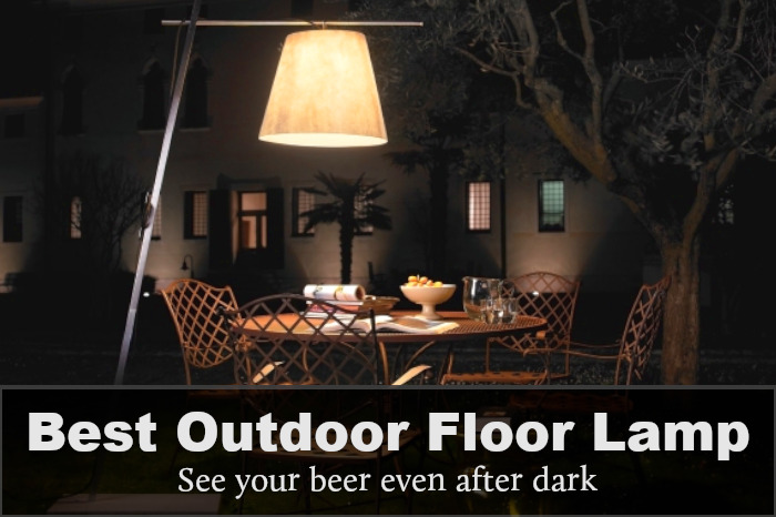 Best Outdoor Floor Lamp: Reviews, Buying Guide & FAQs