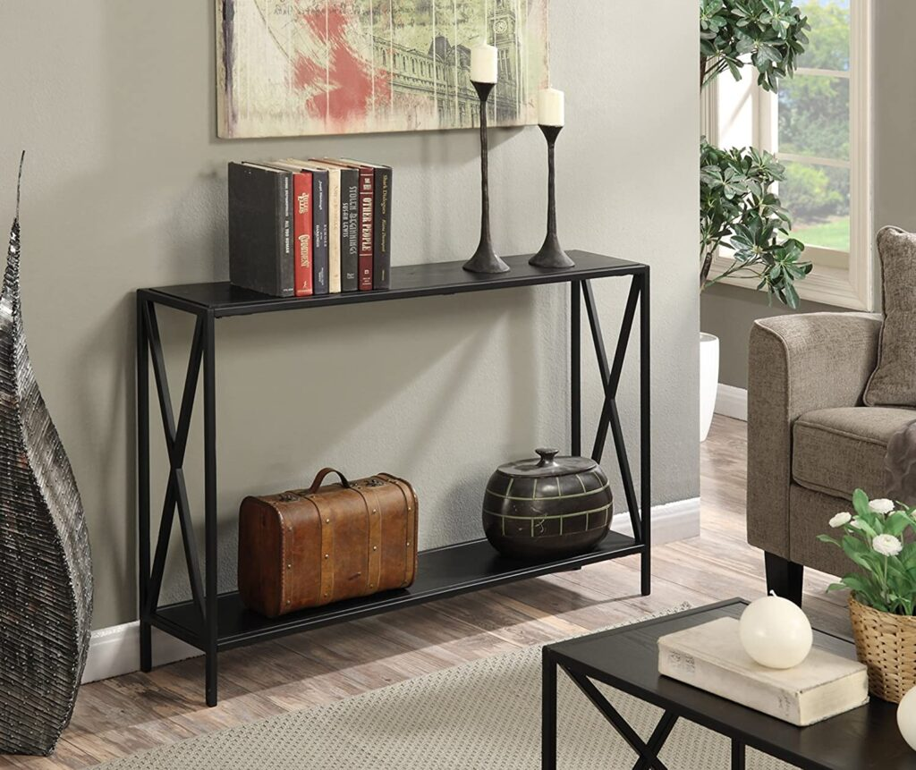 convenience concepts outdoor console table