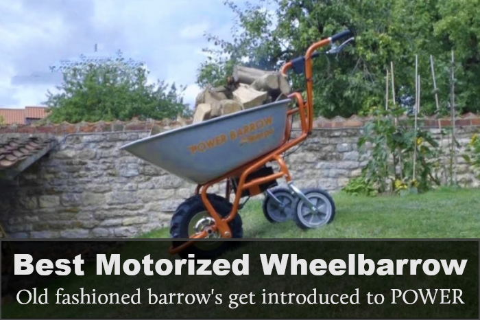 Best Motorized Wheelbarrow: Reviews, Buying Guide & FAQs