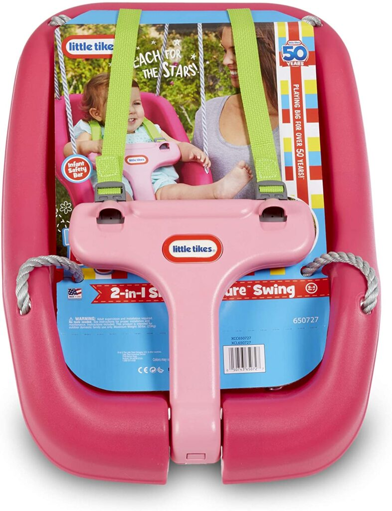 little tikes best outdoor swing for baby