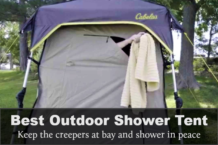 Best Outdoor Shower Tent: Reviews, Buying Guide & FAQs