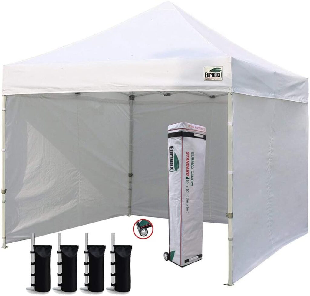 Best Pop Up Canopy With Sides main image 1