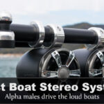best stereo system for boat