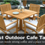 Best Cafe Table And Chairs
