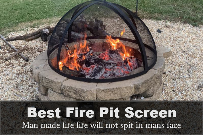 Best Fire Pit Screen: Reviews, Buying Guides & FAQs