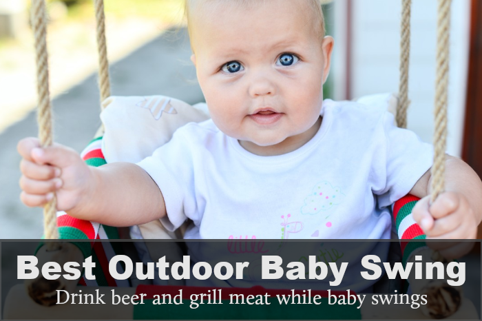 Best Outdoor Swing For Baby: Reviews, Buying Guide & FAQs