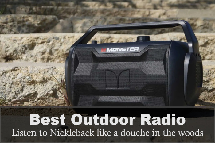 Best Outdoor Radio: Reviews, Buying Guide & FAQs